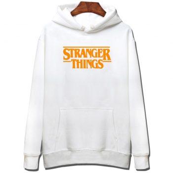 Sudadera Stranger Things con capucha Unisex 2020 5