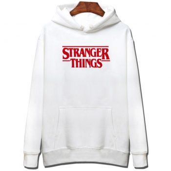 Sudadera Stranger Things con capucha Unisex 2020 4