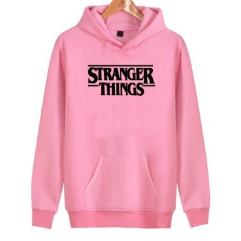 Sudadera Stranger Things con capucha Unisex 2020 7