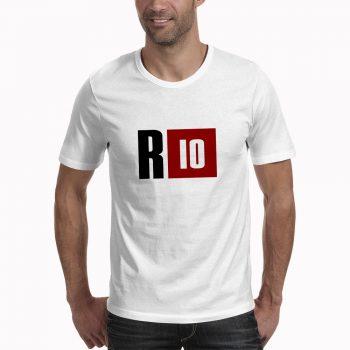 Camiseta De La Casa De Papel 4 Temporada 10