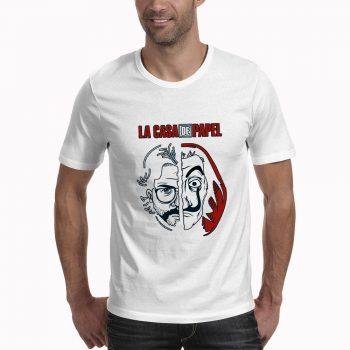 Camiseta De La Casa De Papel 4 Temporada 11
