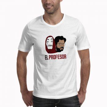 Camiseta De La Casa De Papel 4 Temporada 6