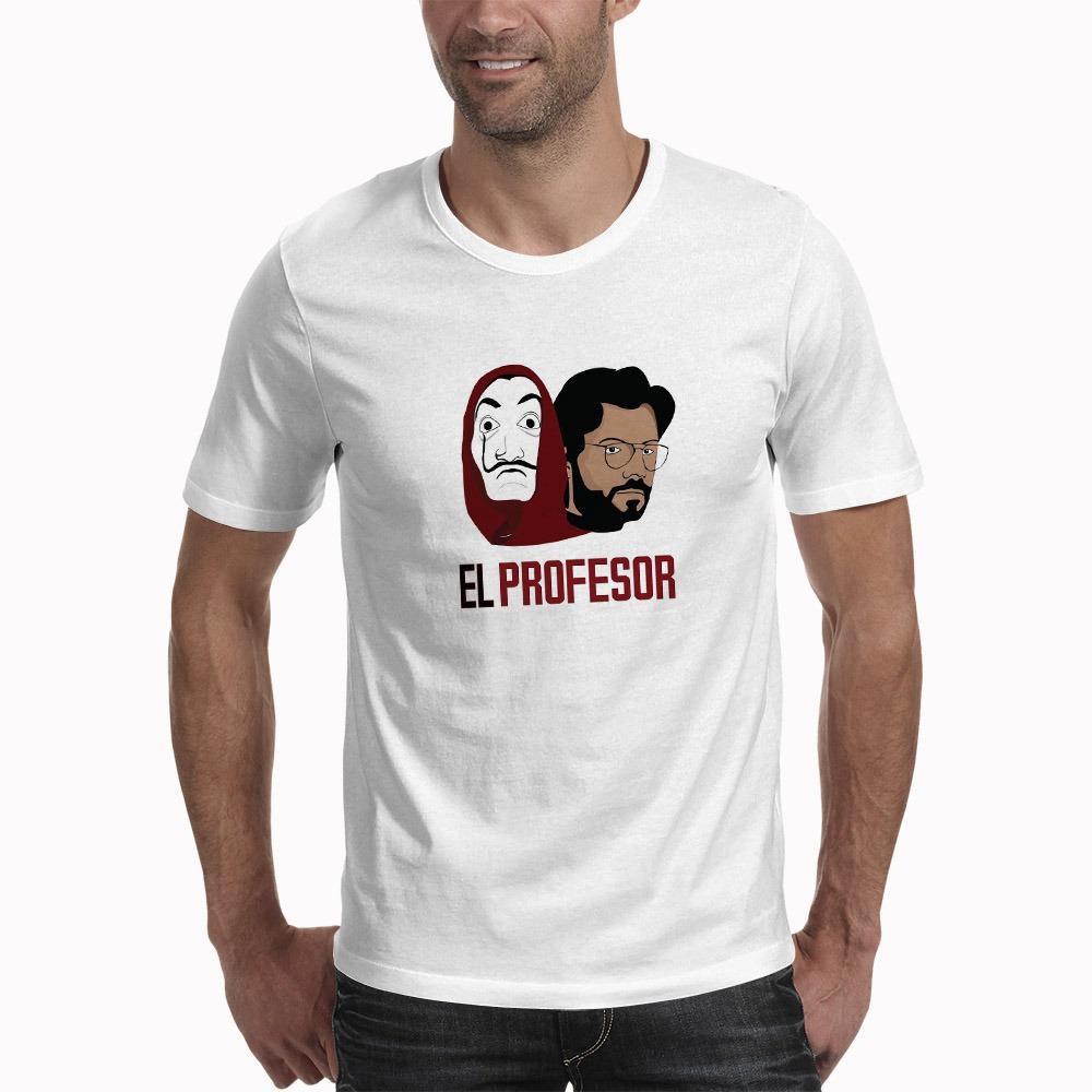 Camiseta De La Casa De Papel 4 Temporada 2