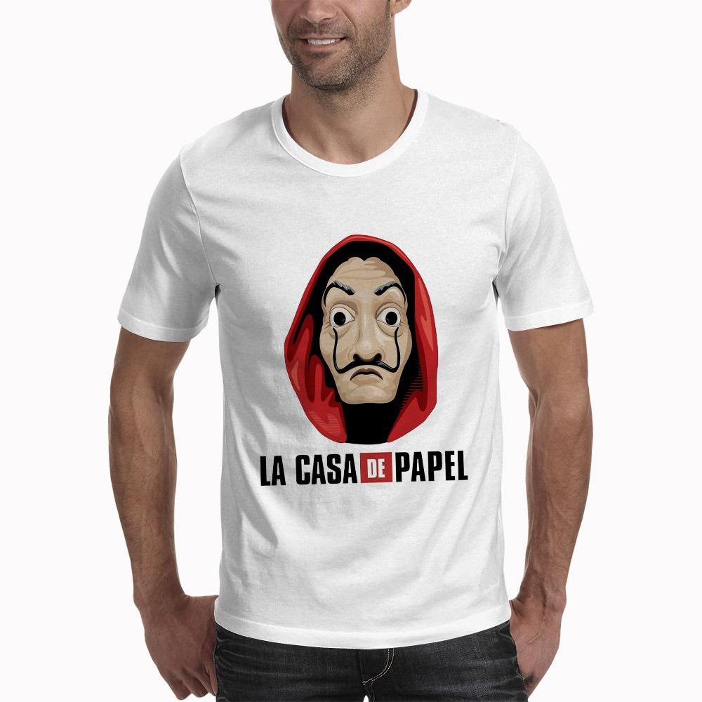 Camiseta De La Casa De Papel 4 Temporada 4
