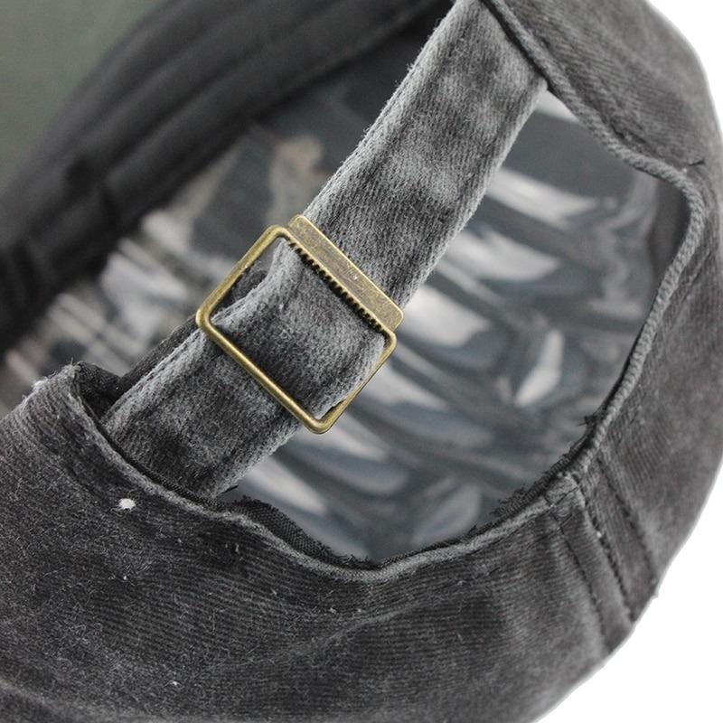 Washed Unisex Baseball Cap