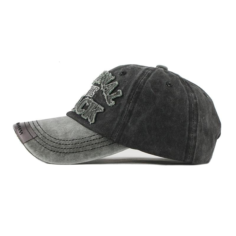 Washed Unisex Baseball Cap 3