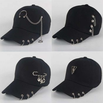 Baseball Cap Piercing Unisex 10