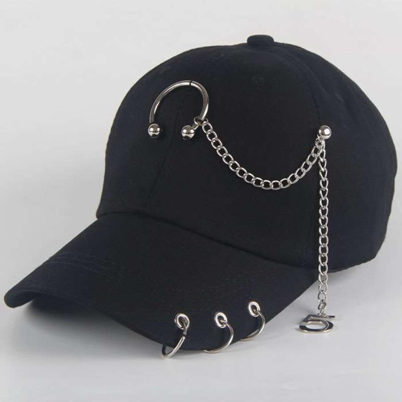 Baseball Cap Piercing Unisex 1