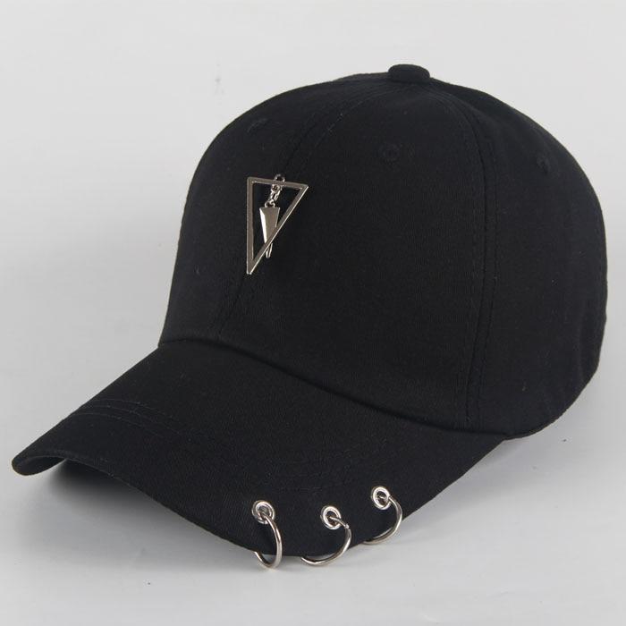 Baseball Cap Piercing Unisex 2