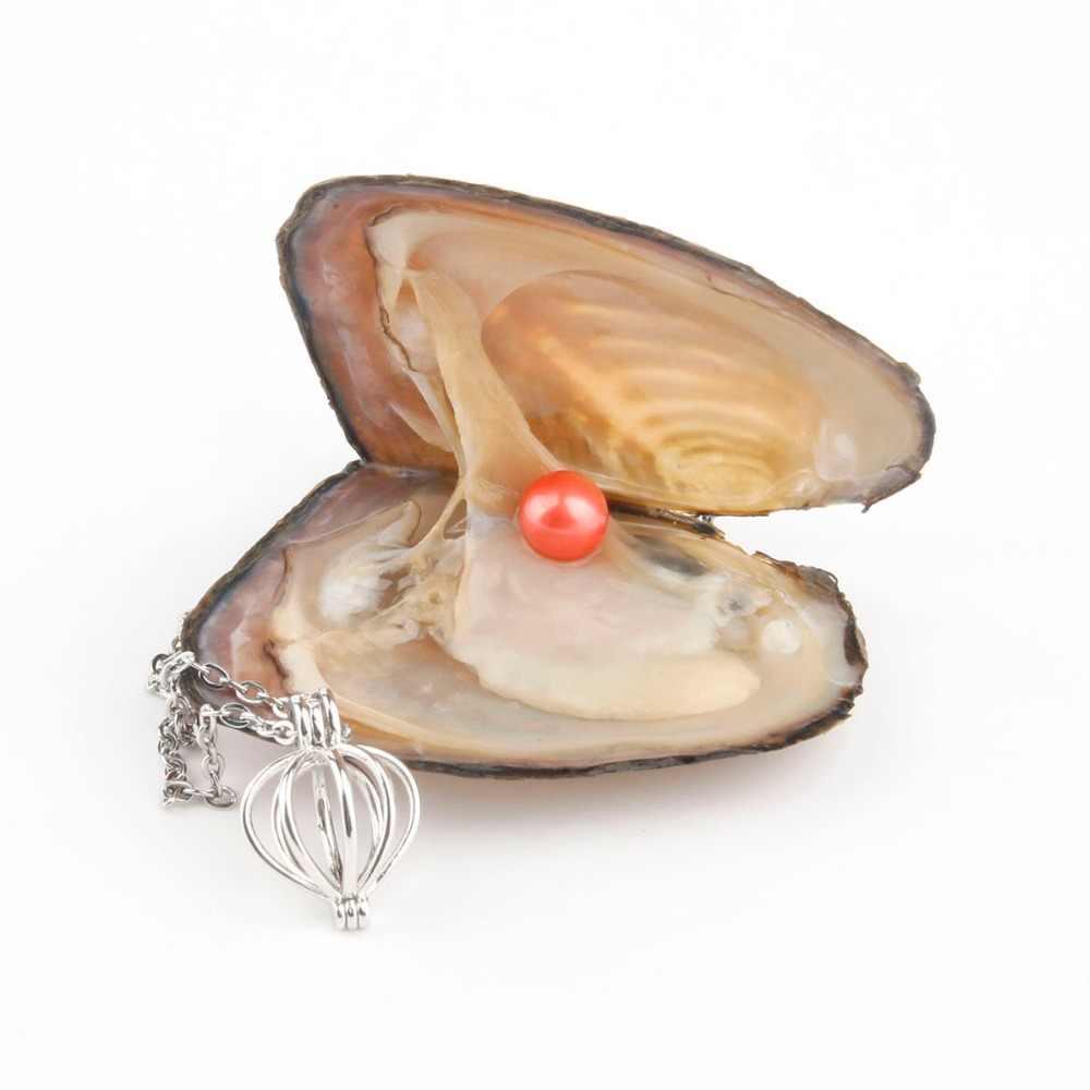 Collar de Perla Natural Oyster Pareja 2.0 3