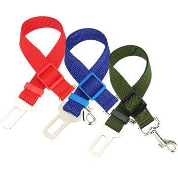 Cinturón Seguridad Coche para mascotas 11