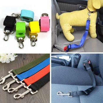 Cinturón Seguridad Coche para mascotas 7