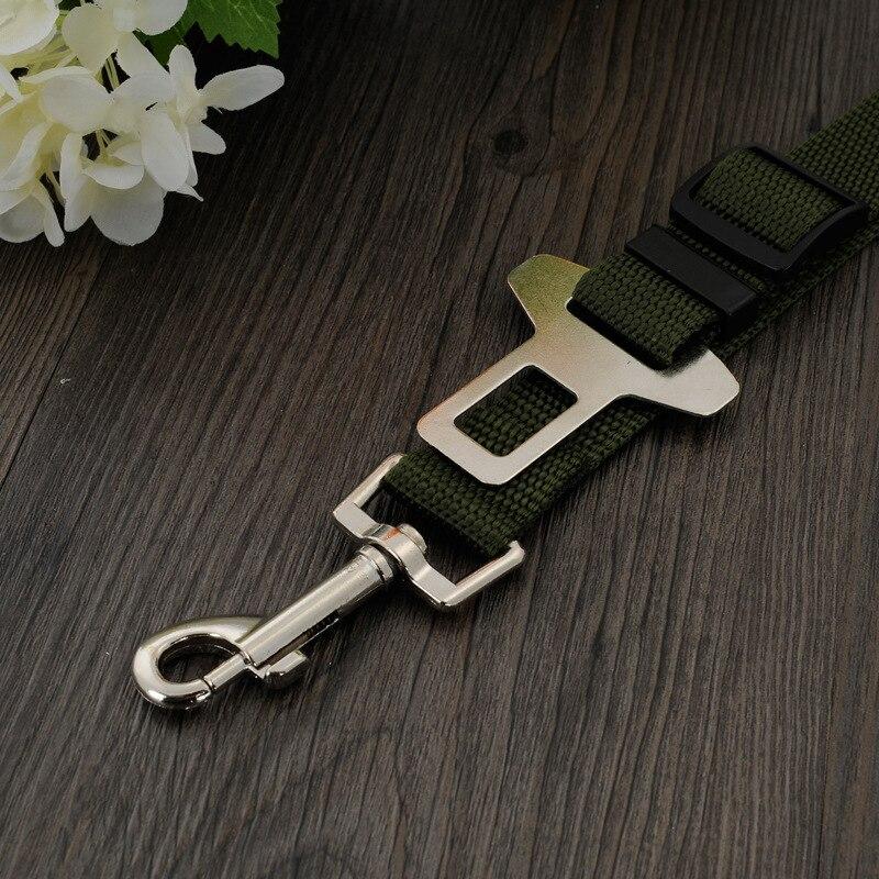 Cinturón Seguridad Coche para mascotas 5