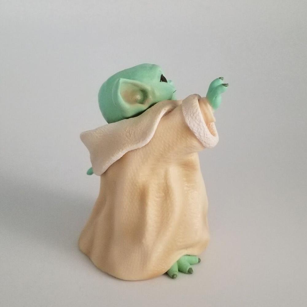 Bebe Yoda Mandalorian 2021 6