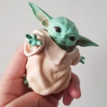 Bebe Yoda Mandalorian 2021 8