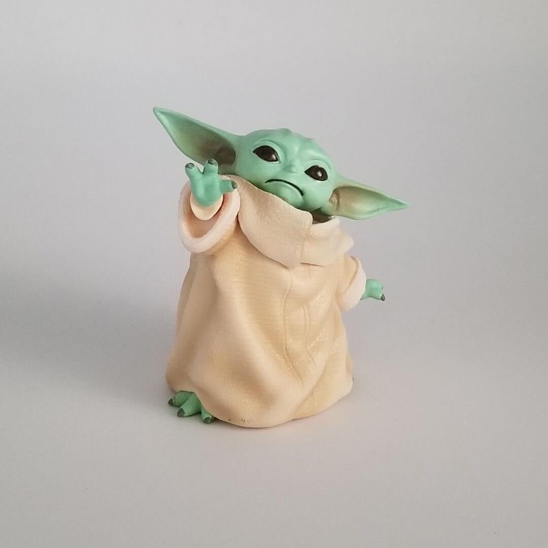 Bebe Yoda Mandalorian 2021
