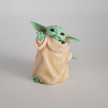 Bebe Yoda Mandalorian 2021 9