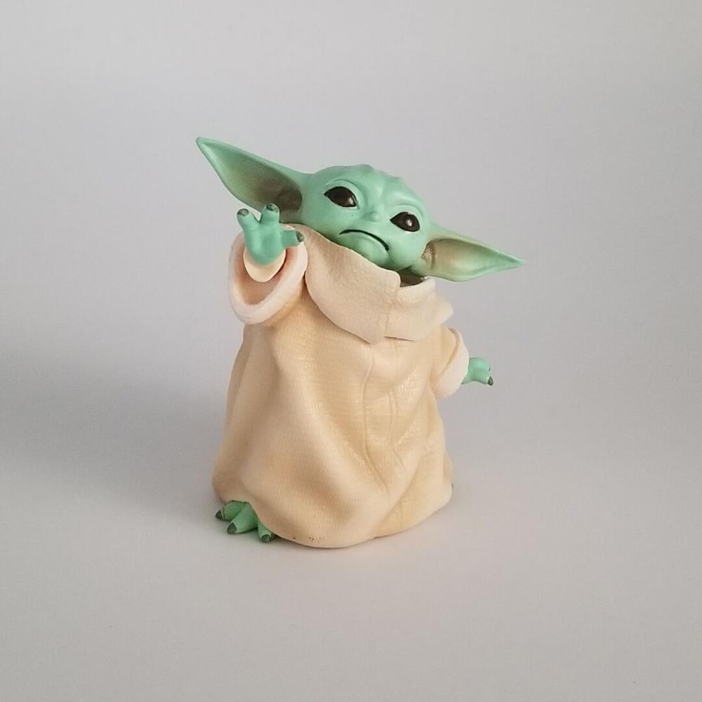 Bebe Yoda Mandalorian 2021 4